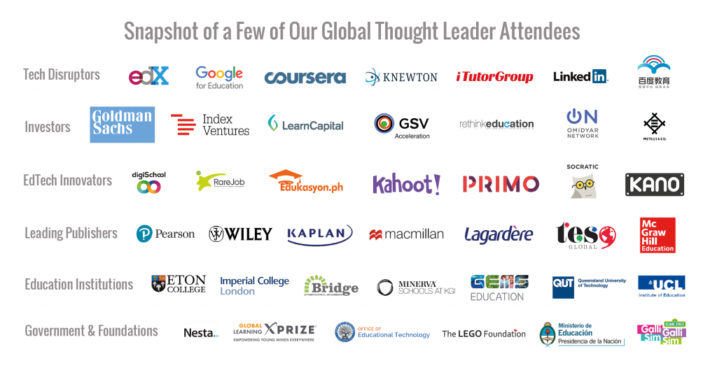 Global Attendees